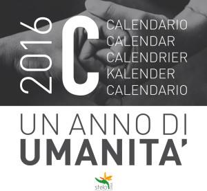 Copertina Calendario 2016 Stelo Onlus