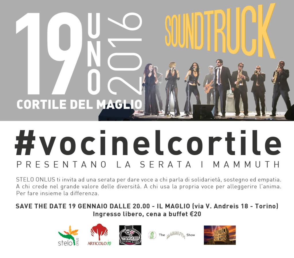 #vocinelcortile